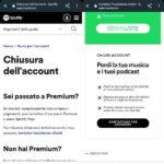 Come eliminare il mio account Spotify guida completa