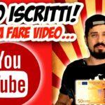 Come fare soldi su Youtube senza fare video