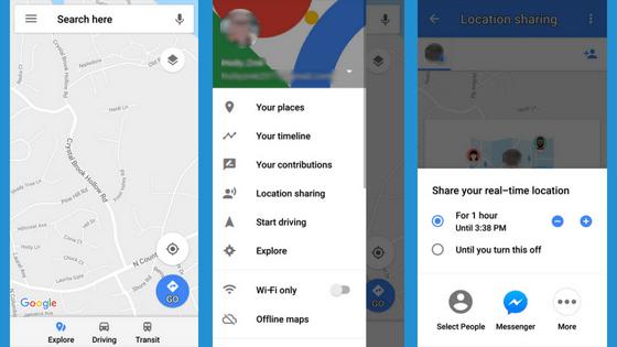 migliori applicazioni che utilizzano la geolocalizzazione